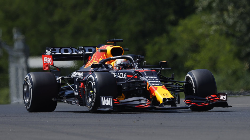 Verstappen determined to deny Hamilton a 100th win in Hungary