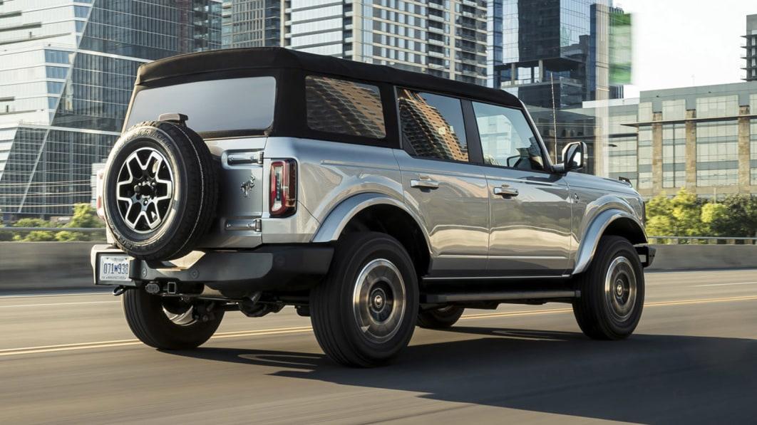 Ford Bronco Pickup-Truck ist angeblich tot, und das ist wahrscheinlich klug