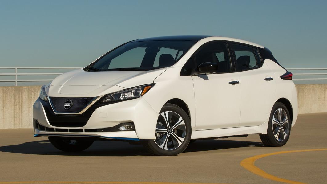 Der Nissan Leaf 2022 wird auf breiter Front stark im Preis gesenkt