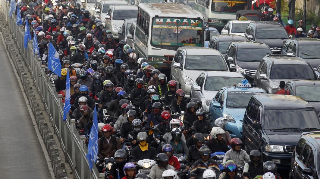 Indonesien will Motorräder mit Kraftstoffantrieb umrüsten und 13 Millionen E-Bikes auf die Straße bringen