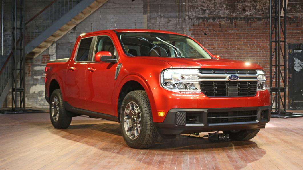 Ford Maverick übertrifft 100.000 Reservierungen, Kunden warten auf Produktion