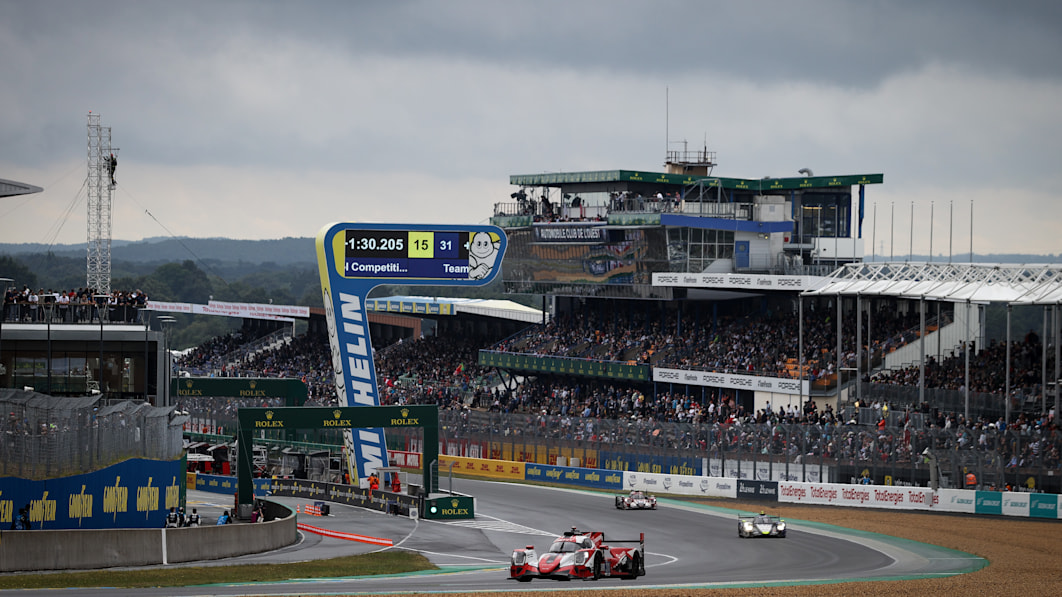 24 Stunden von Le Mans Mega-Galerie