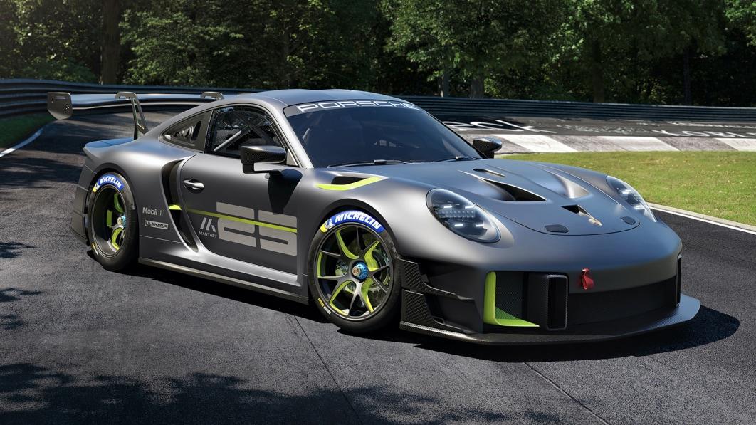 Porsche 911 GT2 RS Clubsport 25 ist seltener als der 935 und nur für die Rennstrecke gedacht