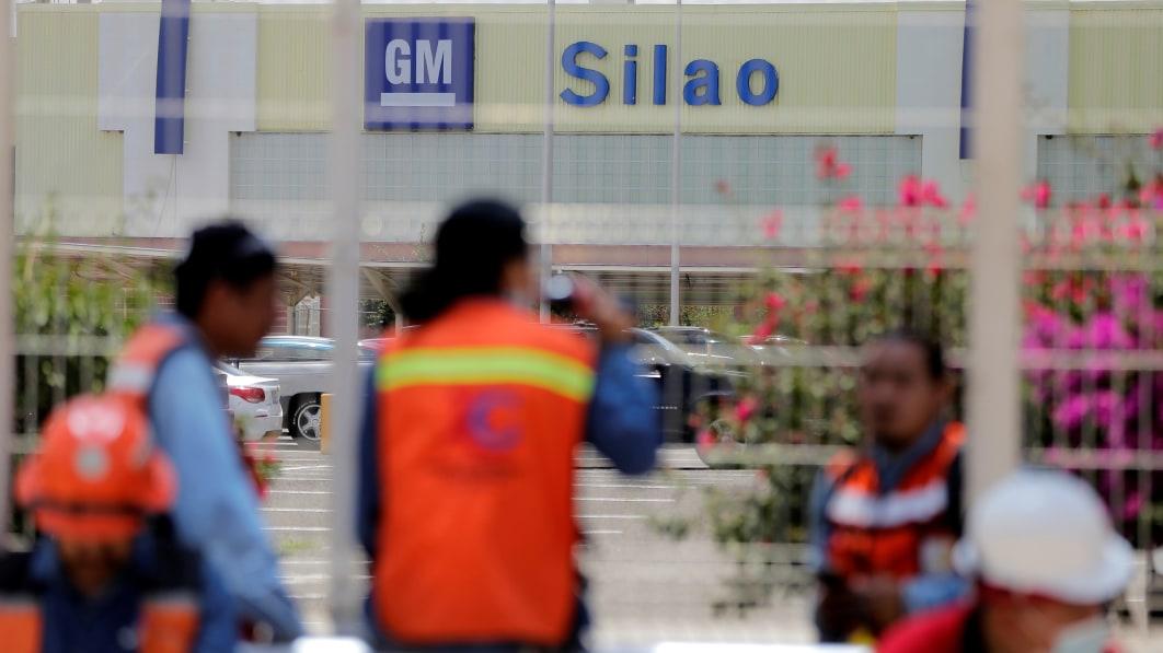 GM-Arbeiter in Mexiko besiegen Gewerkschaft in erstem Test des US-Handelsabkommens
