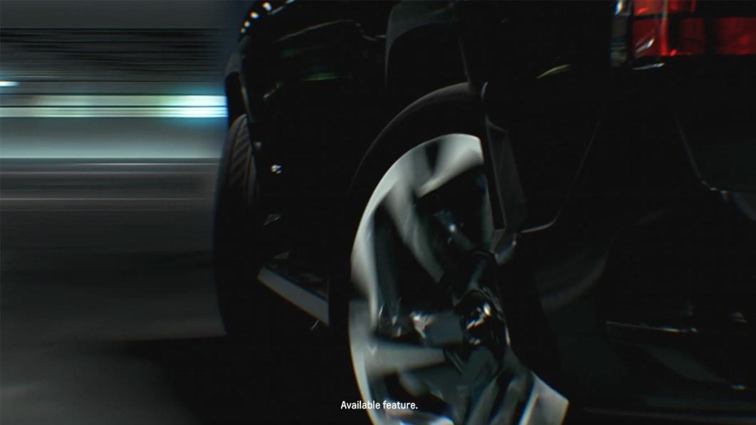 Chevy Silverado EV erhält Allradlenkung