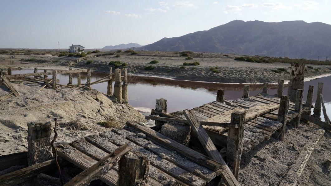 Lithium nährt die Hoffnung auf eine Wiederbelebung von Kaliforniens berüchtigtem Salton Sea€