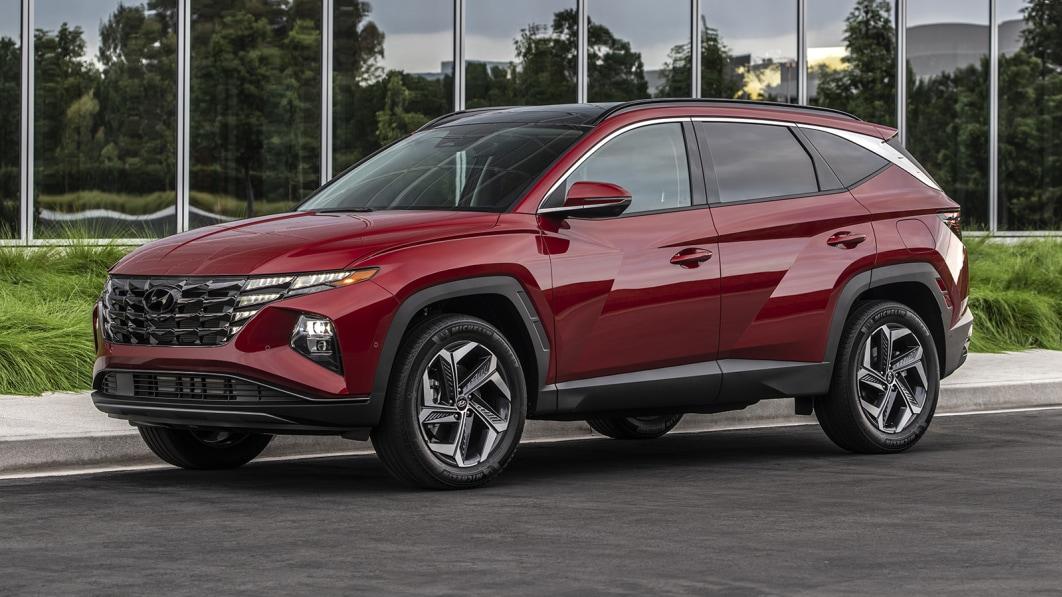 Hyundai Tucson 2022 erhält höchste IIHS-Sicherheitsauszeichnung