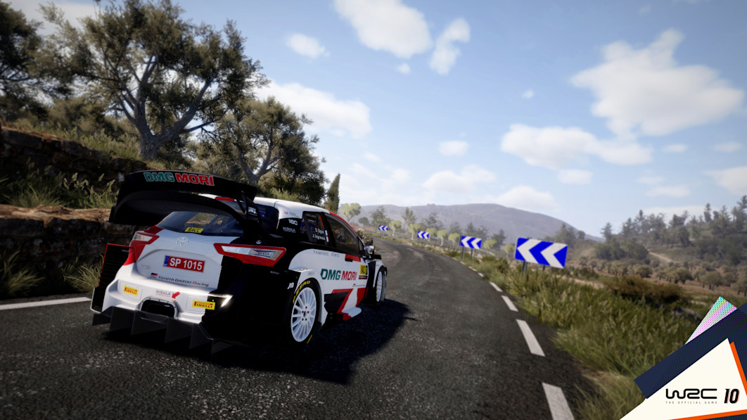'WRC 10' is a great step forward for the WRC video game series