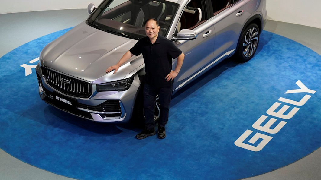 Wie der chinesische Tycoon, der Volvo steuert, gegen Tesla vorgehen will€