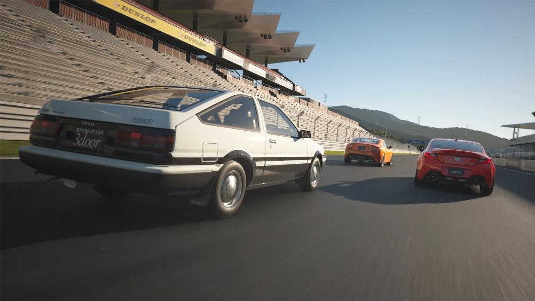 """Gran Turismo 7""""-Trailer verrät mehr Autos, Funktionen und Starttermin€"""