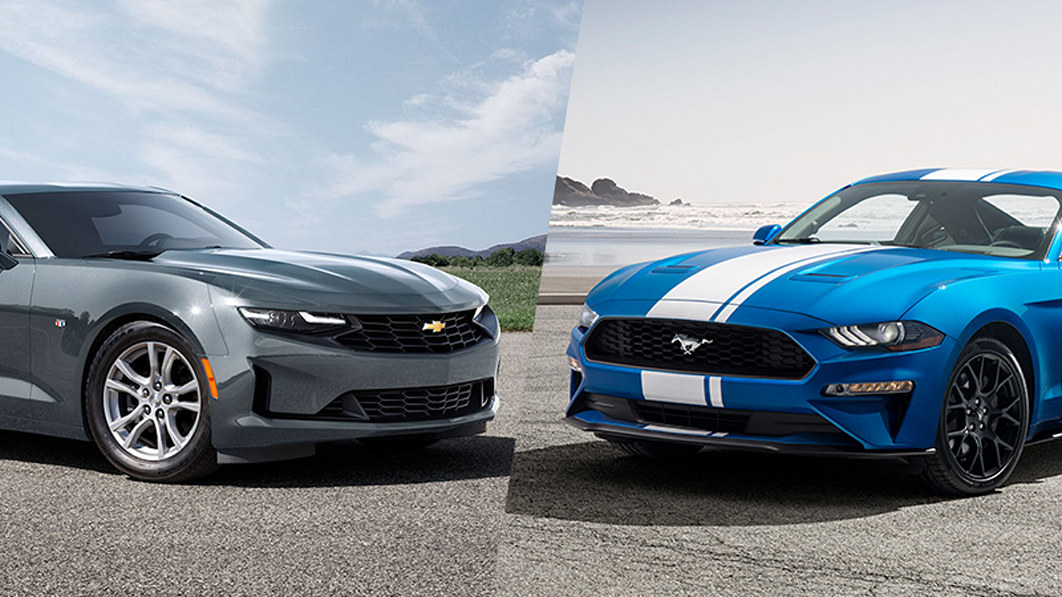 The four-cylinder Ford Mustang and Chevy Camaro deserve your respect and consideration