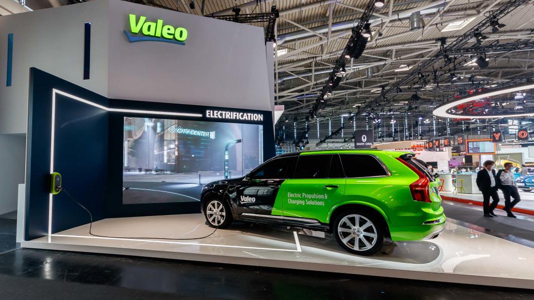 Valeo ist bereit, Siemens aus dem EV-Teilegeschäft herauszukaufen€
