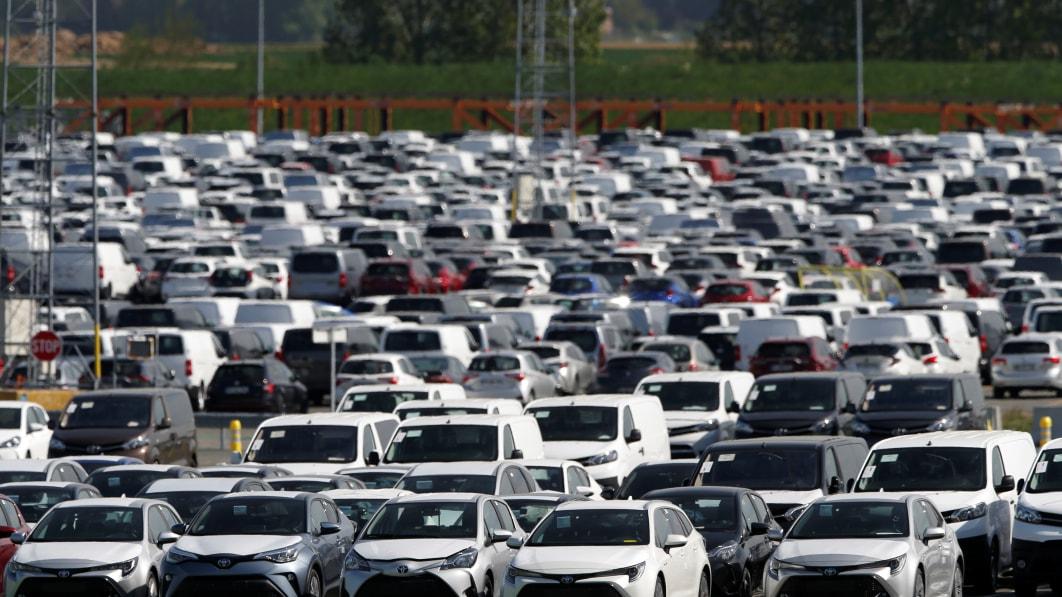 Wie ein Covid-Fall die Just-in-Time-Lieferkette von Toyota sprengte€