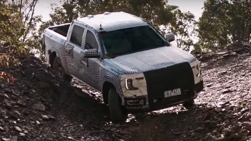 Ford Ranger der nächsten Generation erhält grobes Veröffentlichungsfenster mit Teaser-Video€