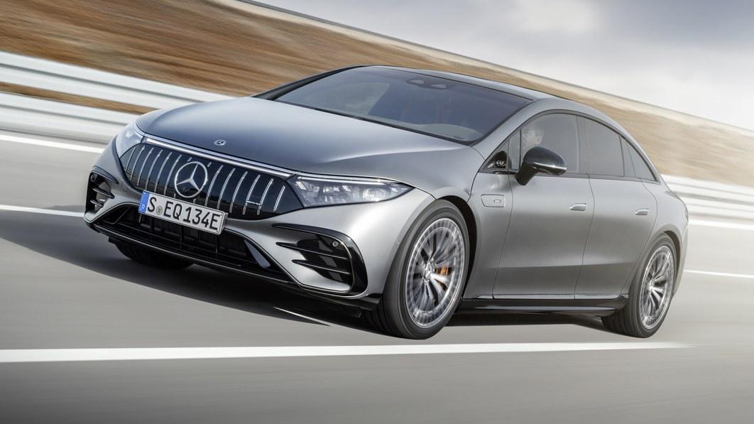 Mercedes-AMG EQS erhält einzigartige Motoren, die 751 PS leisten können€
