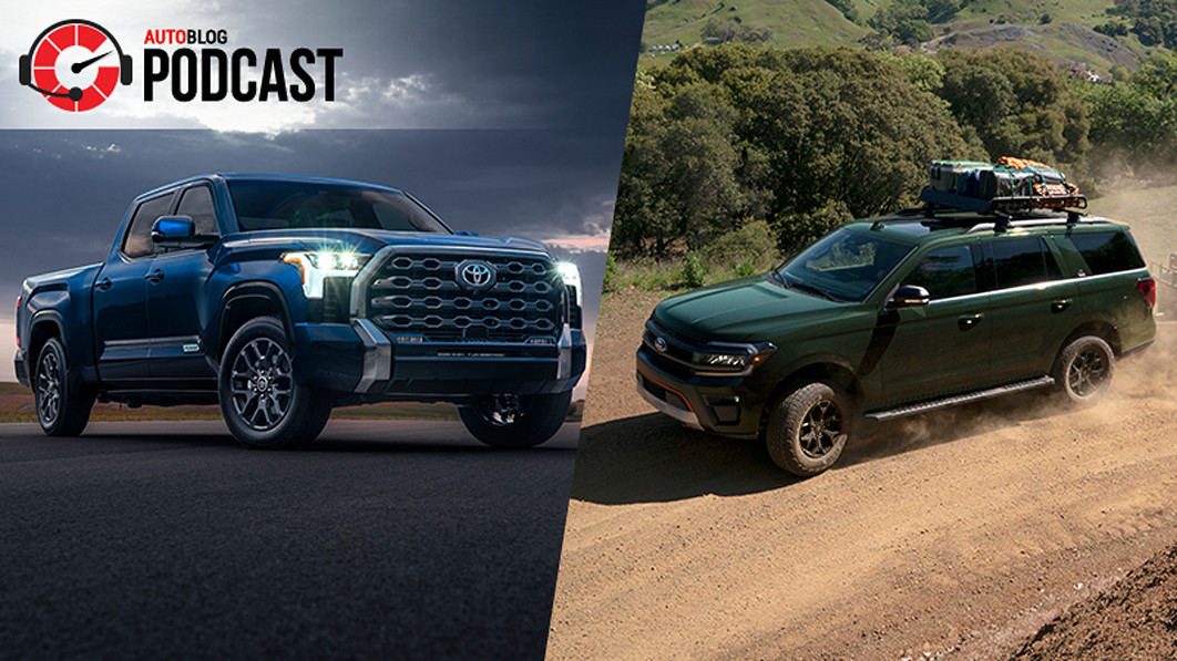 2022 Toyota Tundra, Ford Expedition and Detroit's Motor Bella | Autoblog Podcast #697