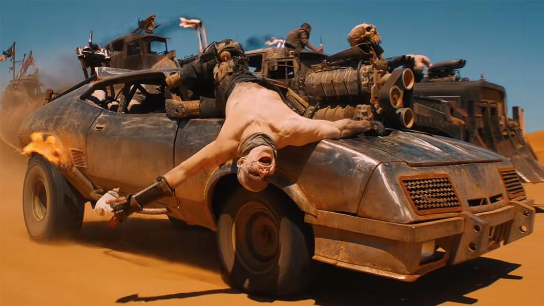 Die Autos der 'Mad Max: Fury Road'-Stars werden von einem australischen Auktionshaus versteigert€