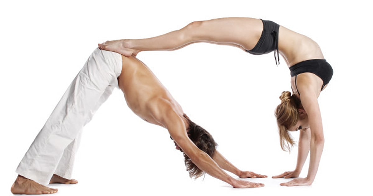Partner Yoga 5 Poses To Strengthen Your Body And Relationship
