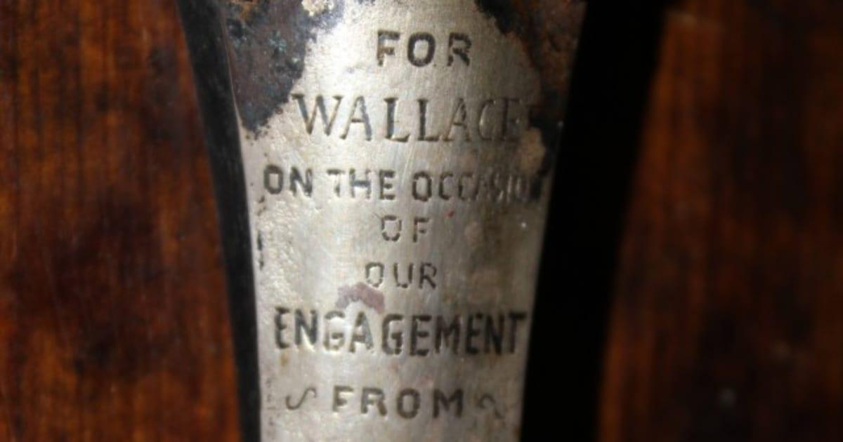 PHOTO. Le violon du Titanic refait surface, 101 ans après