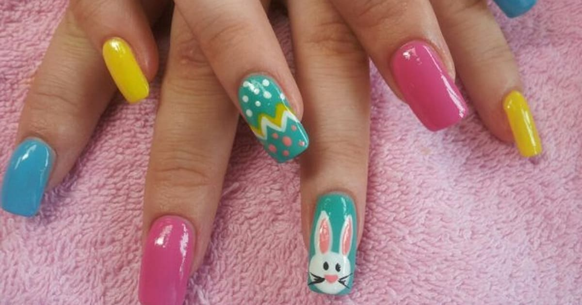 easter nail art easter nail designs we in 2013 photos 31677