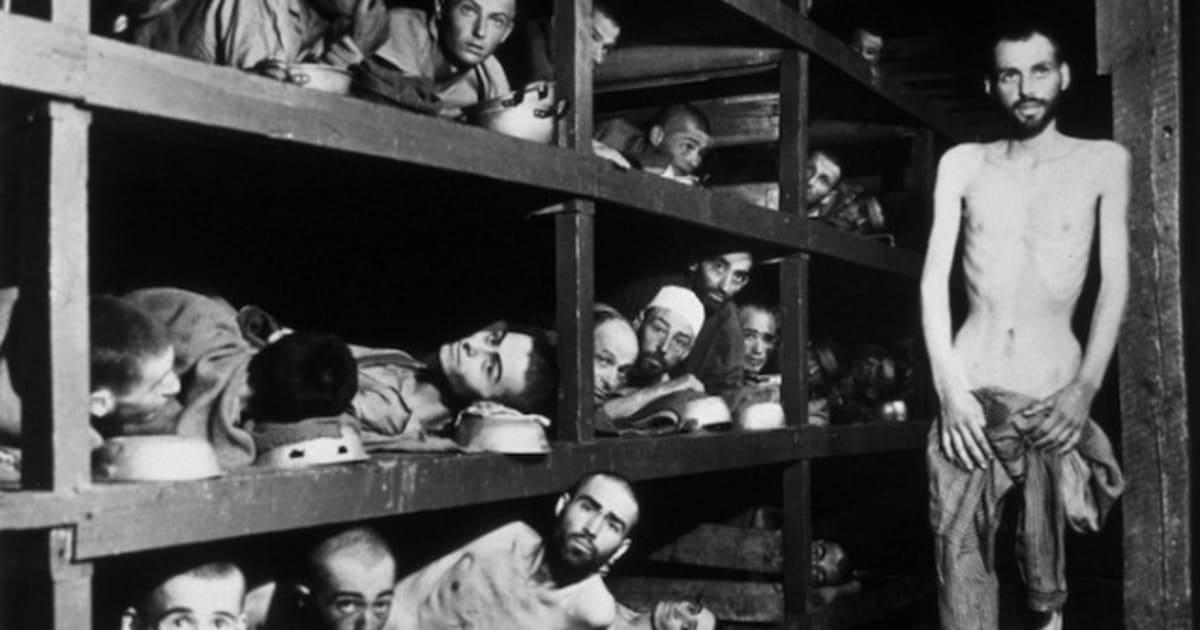 Image result for judios en el campo de concentracion