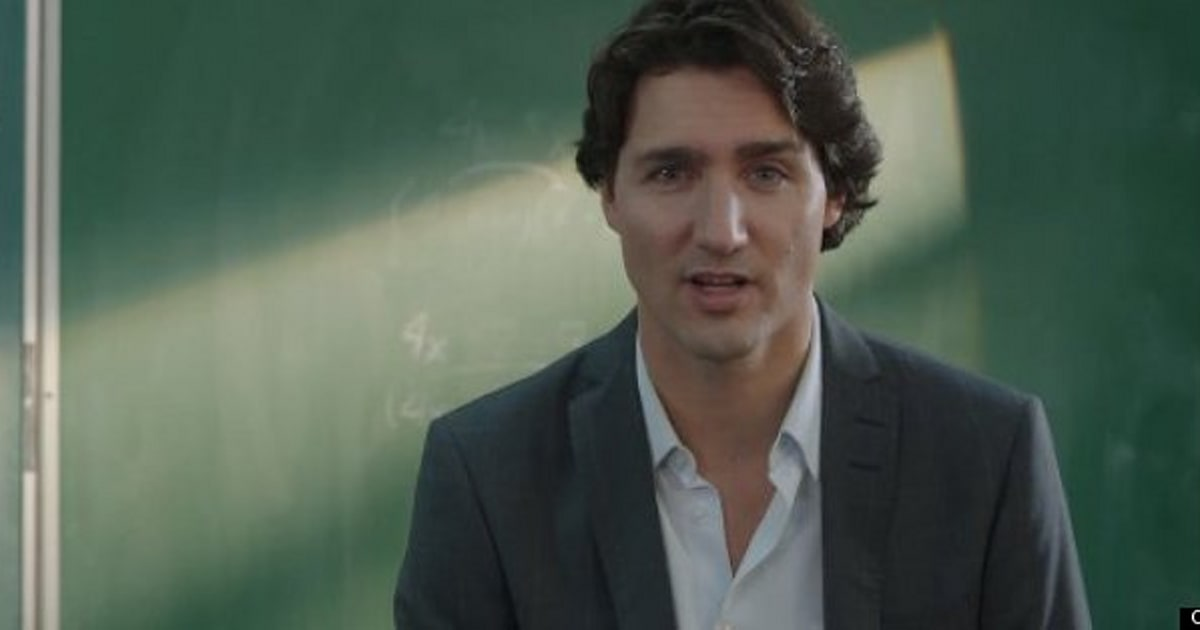 trudeau should be proud of being a drama and