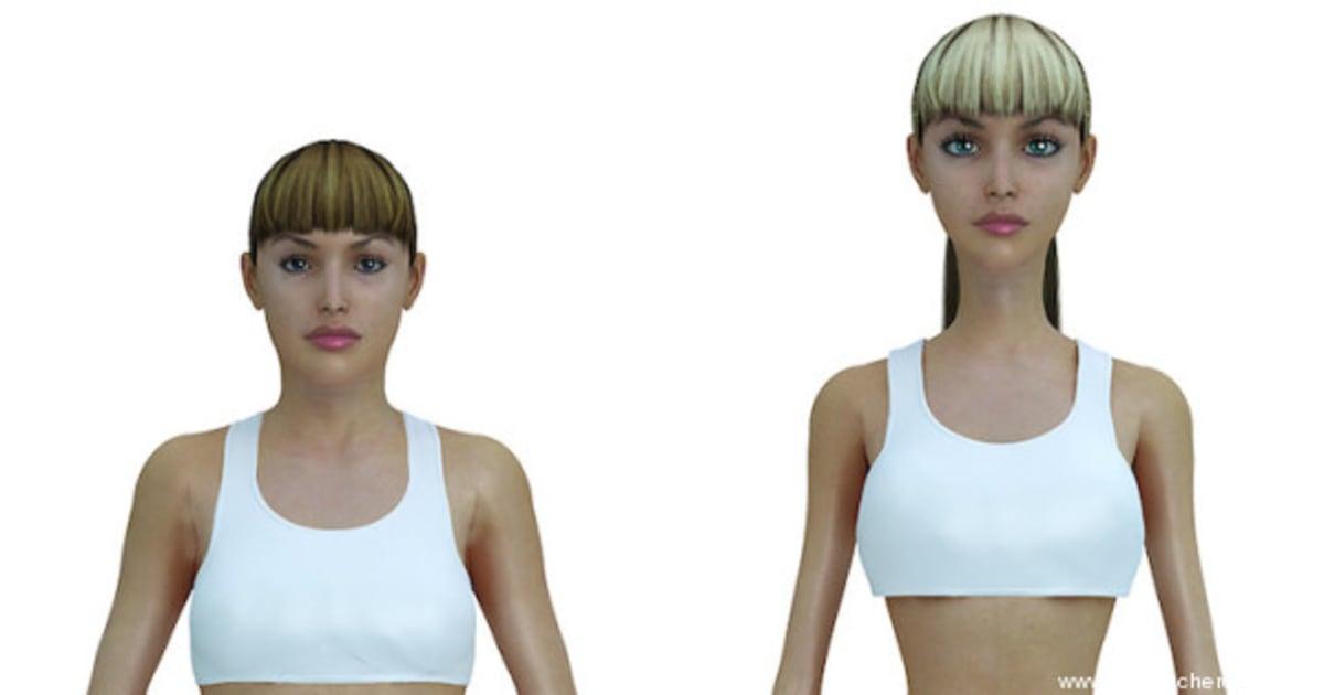 PHOTOS. Barbie Aurait Des Mensurations Inhumaines Dans La