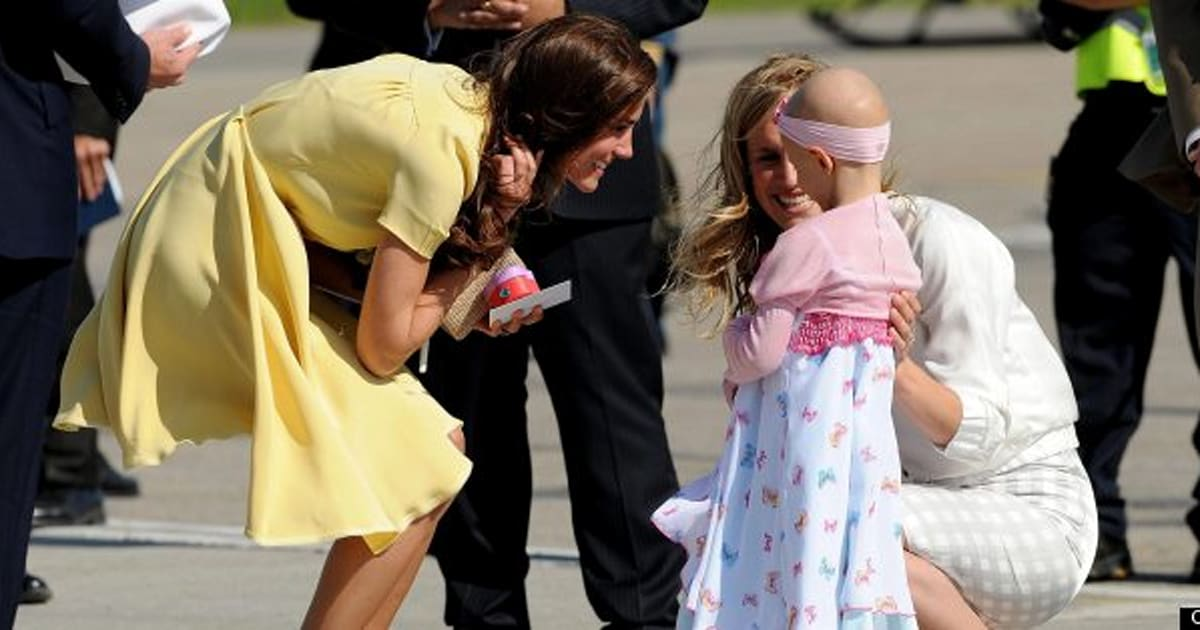 William And Kate S Calgary Stampede A Look Back At The