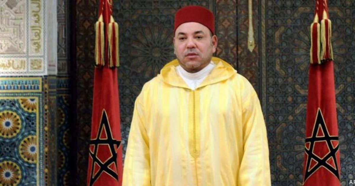 Resultado de imagen de Mohamed VI feo