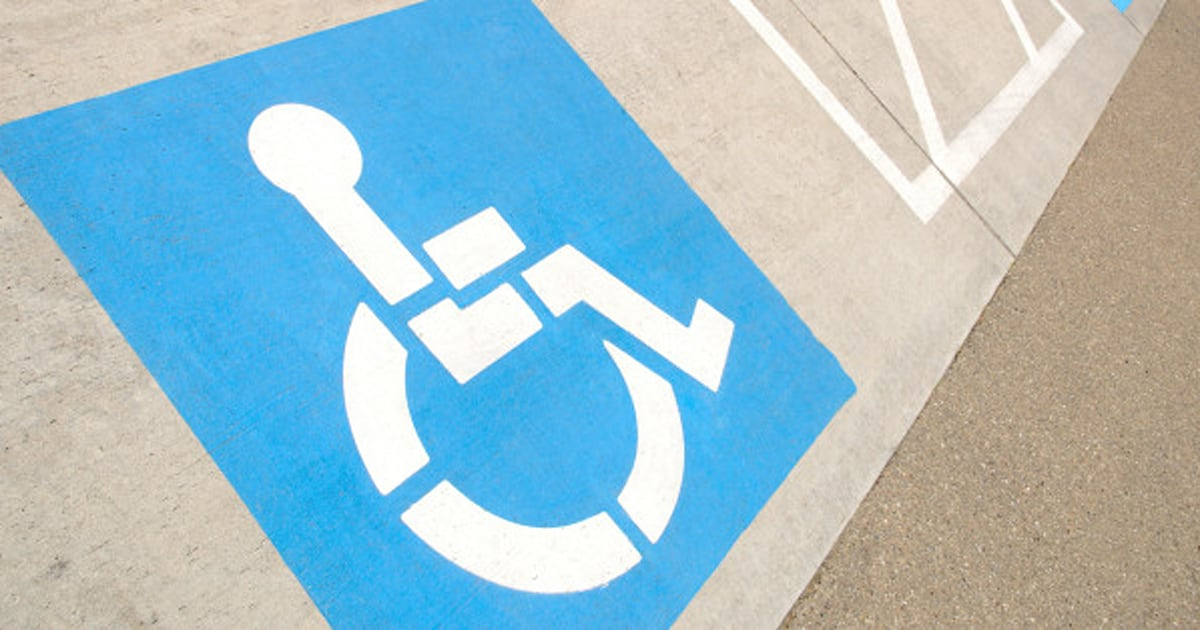 Reimagining Accessibility and the Wheelchair Symbol ... Handicap Logo Redesign