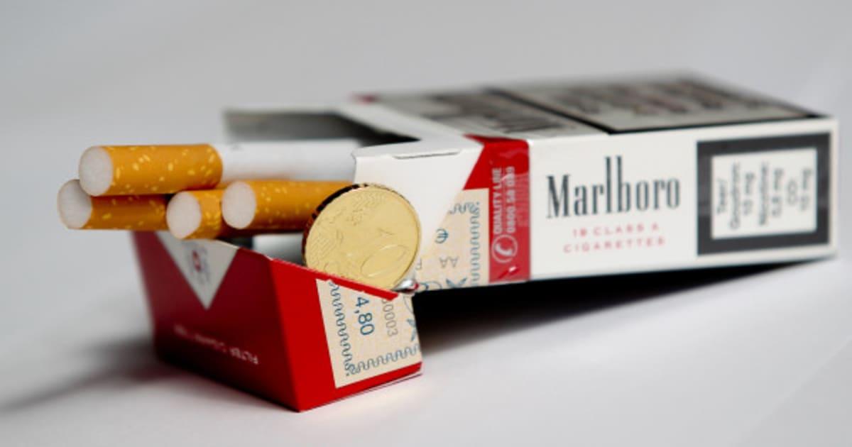 Prix du tabac: le gel des prix au 1er janvier 2015 ne fait pas que