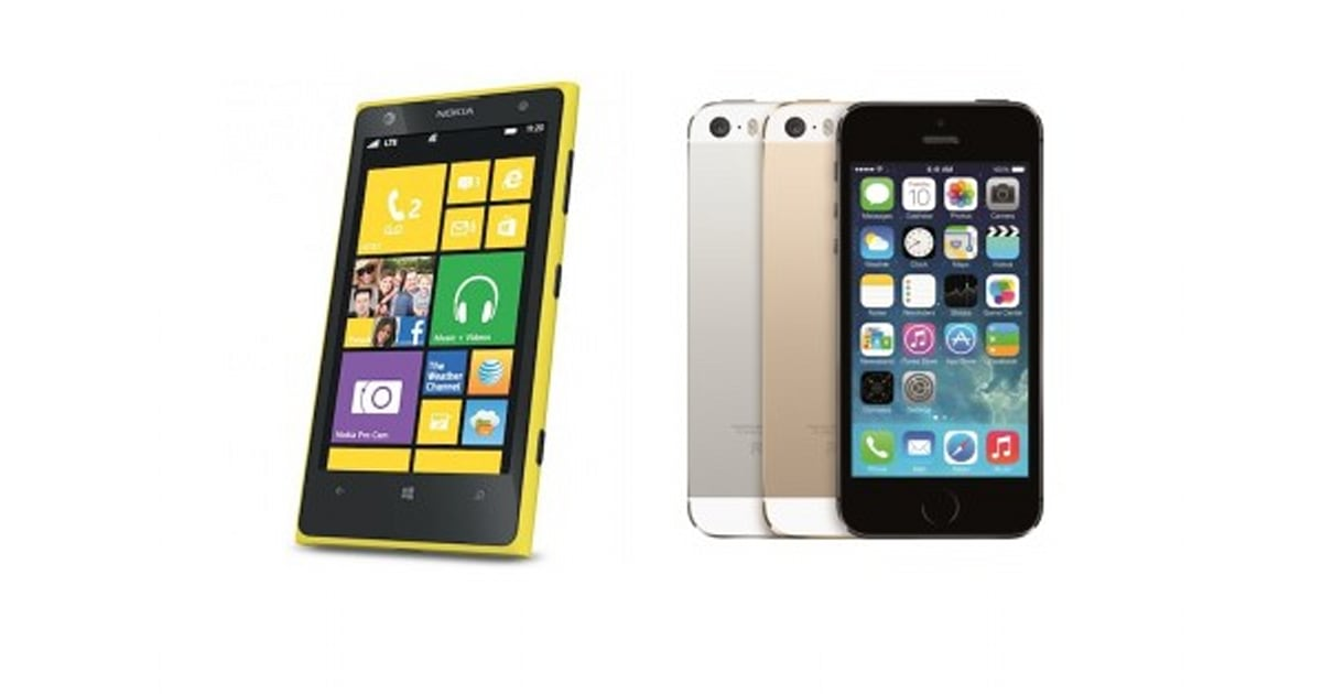 Nokia Lumia 1020 vs iPhone 5s: le test comparatif ...