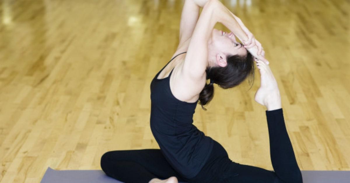 Cómo el yoga cambia tu cuerpo desde el primer día (INFOGRAFÍA)  ba91332c906c