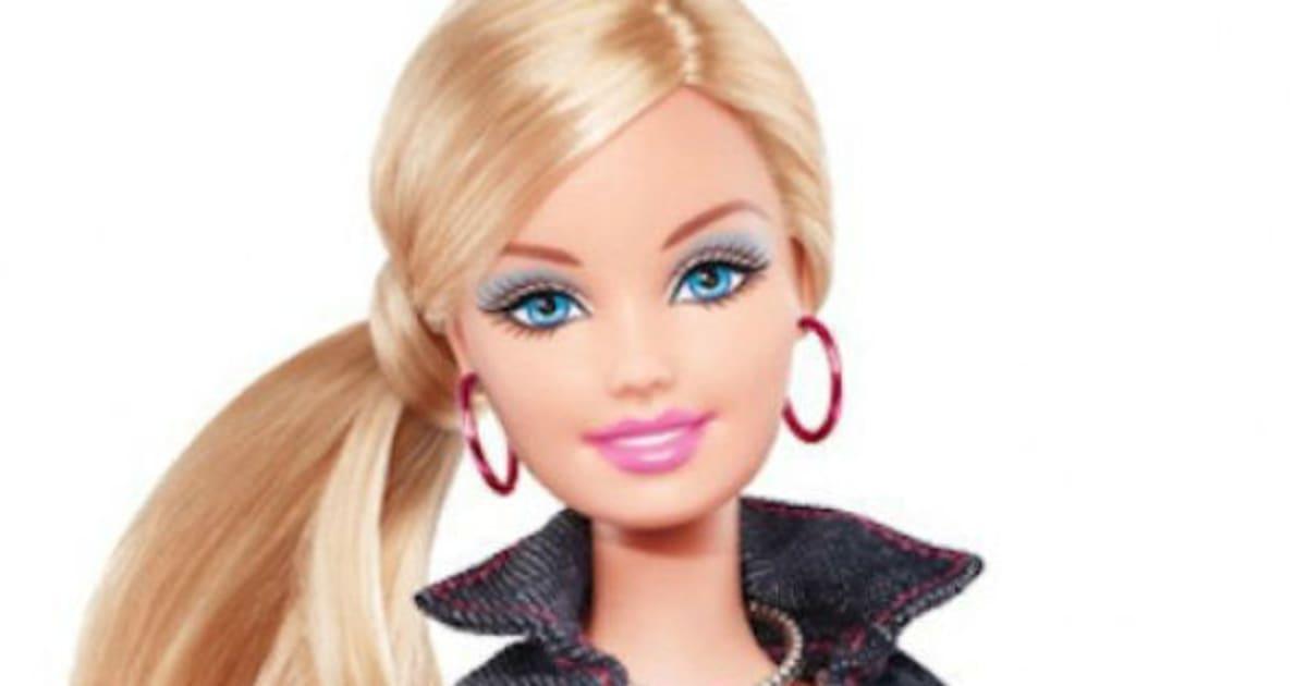 PHOTO. Ce à Quoi Ressemble Barbie Sans Maquillage