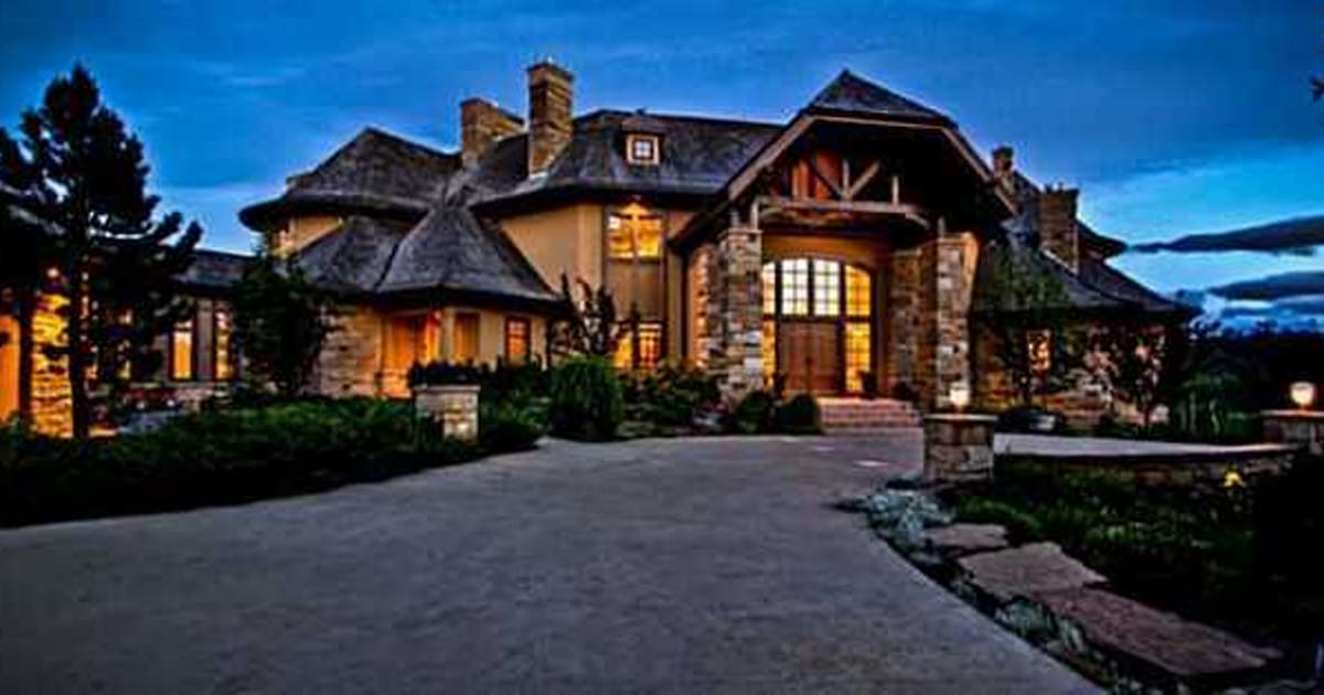 Alberta's Most Expensive Homes For Sale: The Top 3 (PHOTOS ...