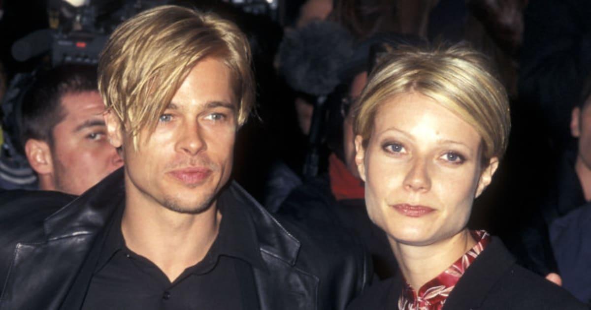 Brad Pitt Turns 50: Se...