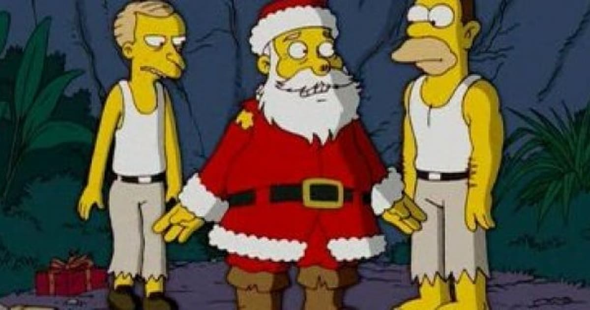 The Simpsons' Christmas Episodes: It's The Most Cromulent Time Of ...