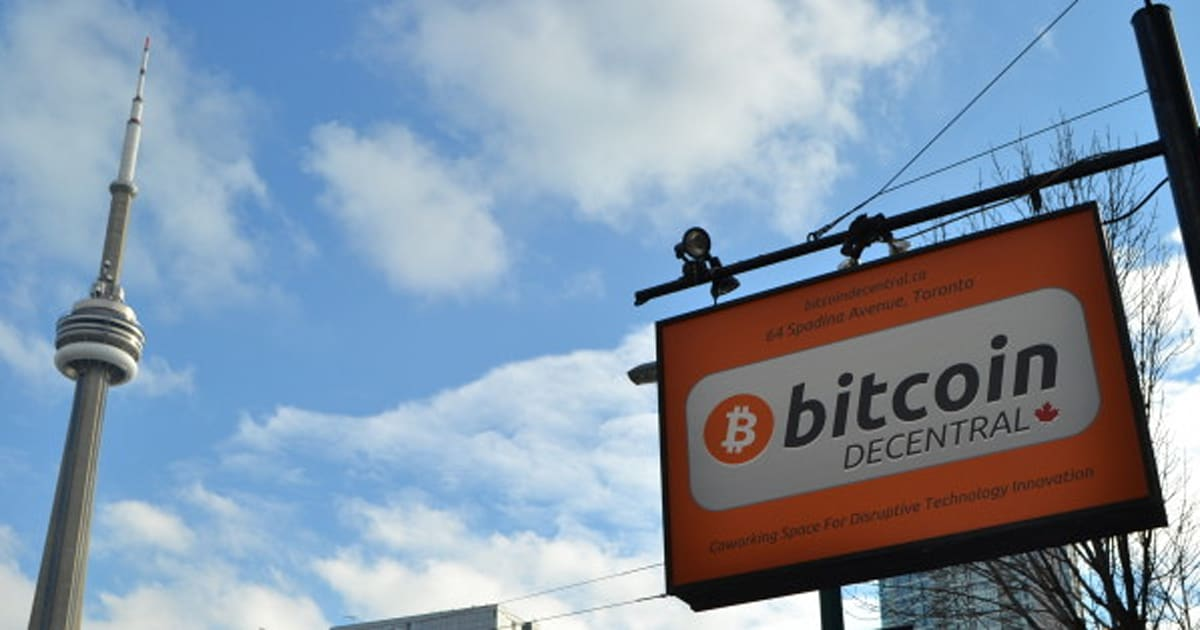 Bitcoin atm lands in toronto as digital currency goes mainstream ccuart Choice Image