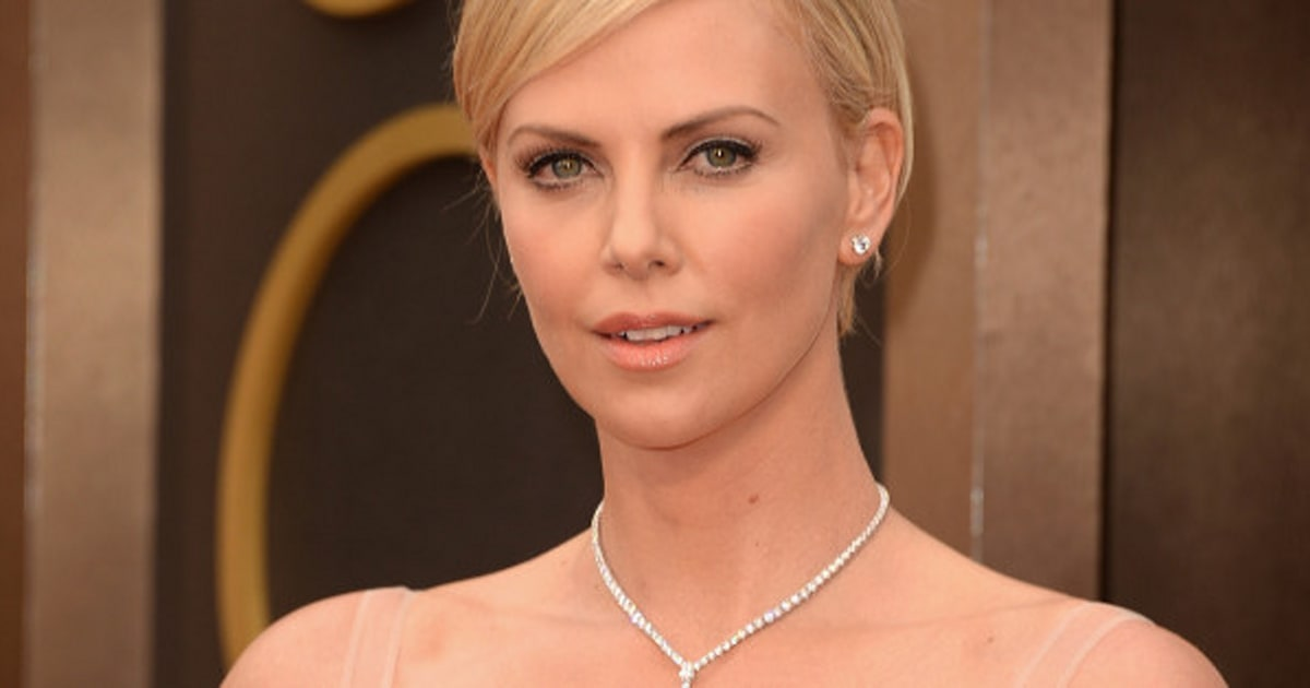Hacked: Charlize Theron Nude