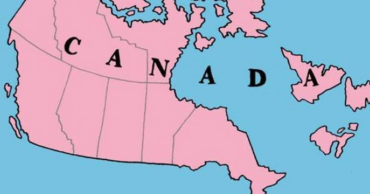 Cartoon On Canada Without Quebec Was Rejected By Toronto Star