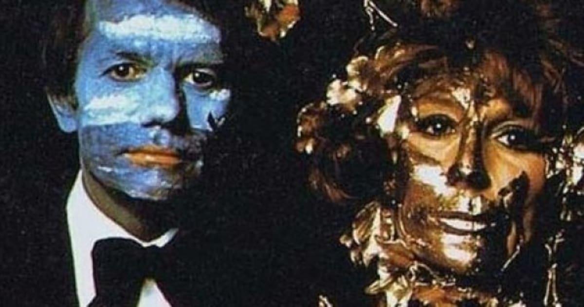 A festa que inspirou o filme <em>De Olhos Bem Fechados</em>, de ...