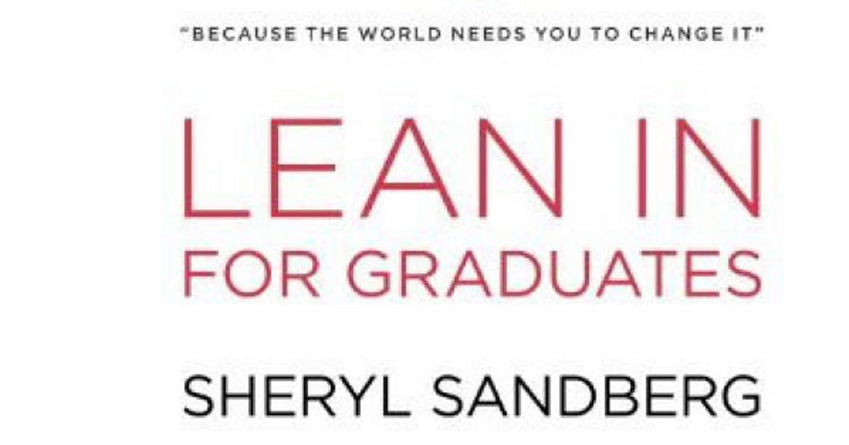 lean in for graduates sheryl sandberg pdf