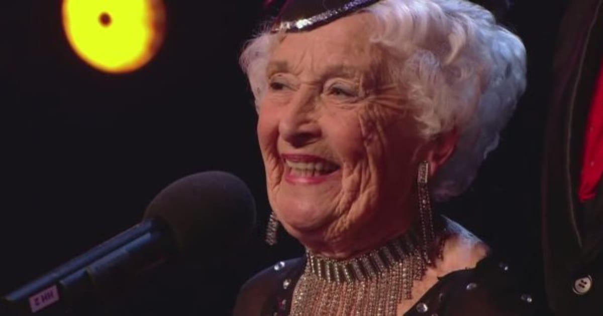"Senhora de 79 anos surpreende ao dançar salsa no ""Britain's Got Talent"" (VÍDEO)"