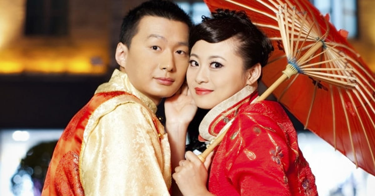 Etiquette Tips For Chinese Weddings Huffpost Canada