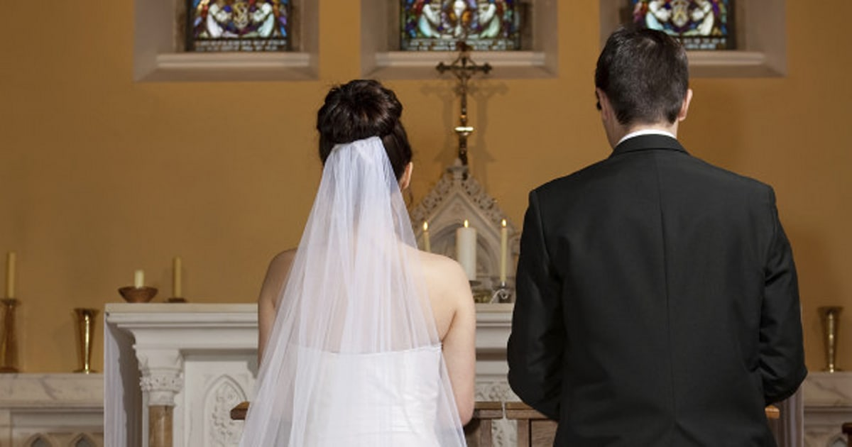 12 Things That Happen At Catholic Weddings