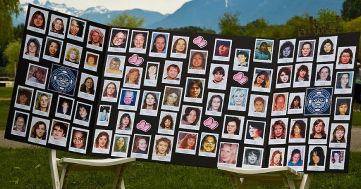 Highway Of Tears Victims List - Highway of tears canada map