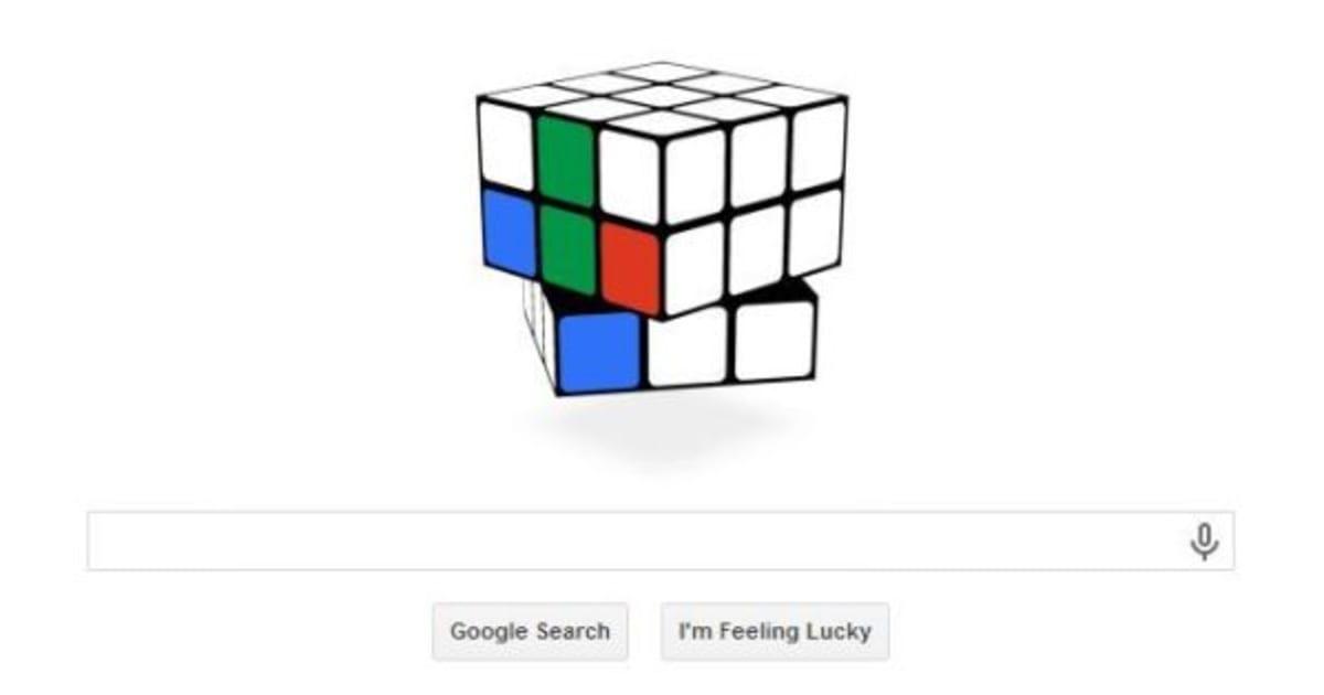 Ville Avec Rubik S Cube France
