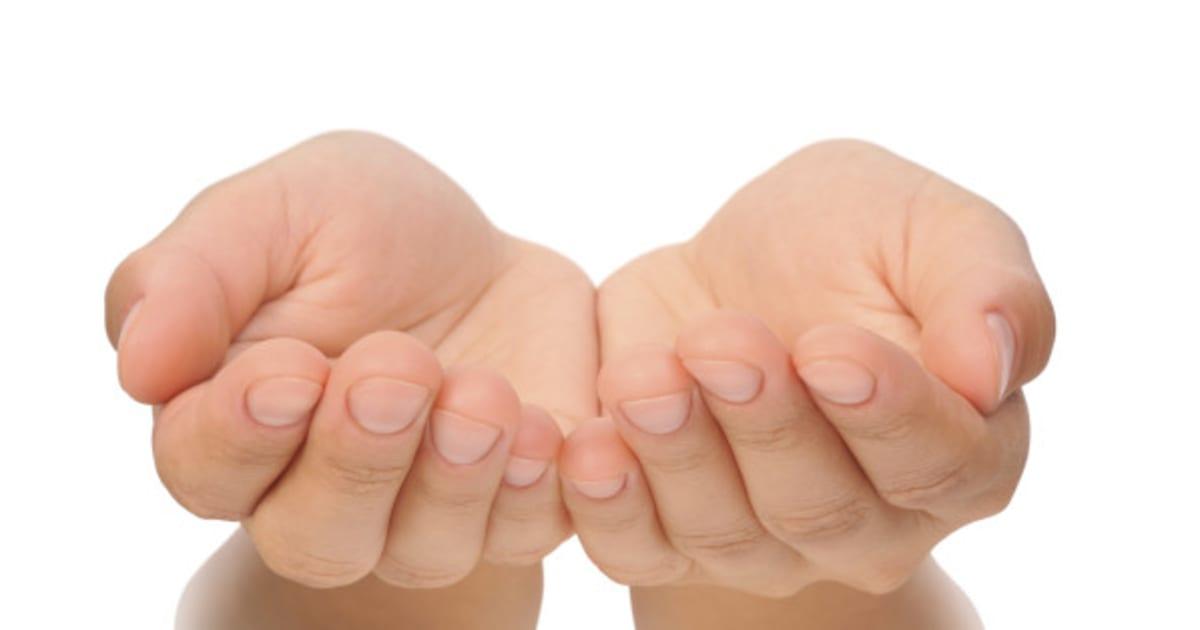 Resultado de imagen de ,manos abiertas