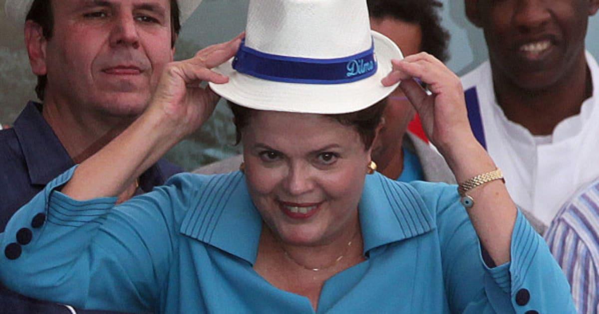 """""""Nenhum legado é da Copa do Mundo"""", diz Dilma durante inauguração da Transcarioca"""