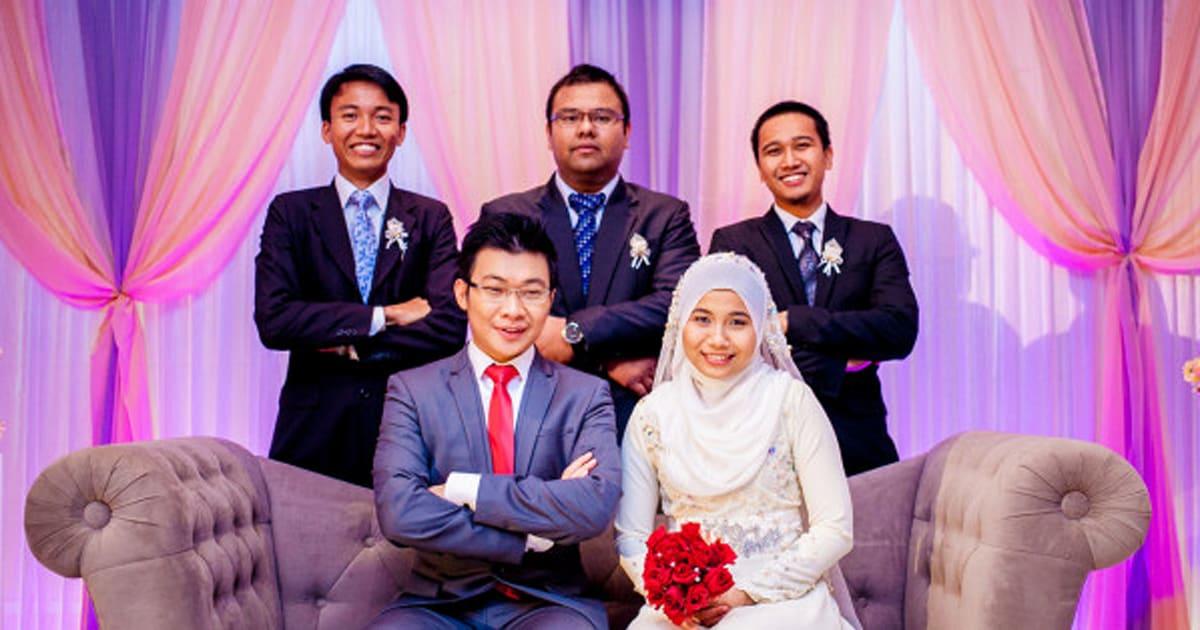 8 Things You Can Experience At A Muslim Wedding